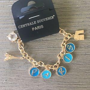Other - FREE GIFT 🎁 PARIS Souvenir Charm Bracelet!!